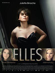 Affiche Elles (Malgorzata Szumowska, 2011)