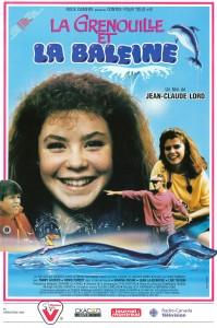 Affiche La Grenouille et la baleine