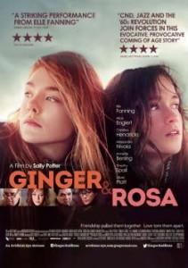 Affiche de Ginger & Rosa
