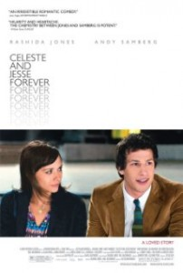 Celeste and Jesse Forever - affiche