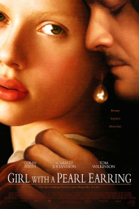 Girl with a Pearl Earring - affiche