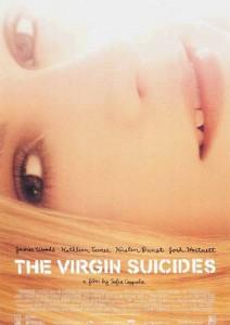 The Virgin Suicides - affiche