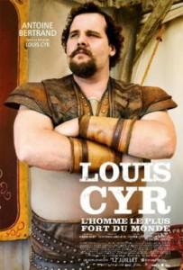 Louis Cyr - affiche