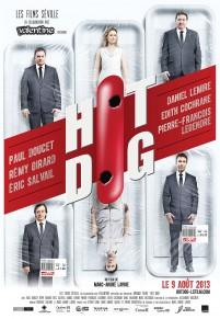 Hot-dog - affiche