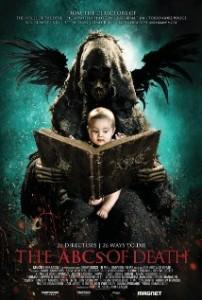 Un enfant qui se fait lire un livre par un démon