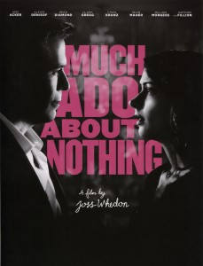 Much Ado About Nothing - Affiche