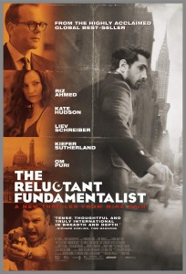 The Reluctant Fundamentalist - affiche