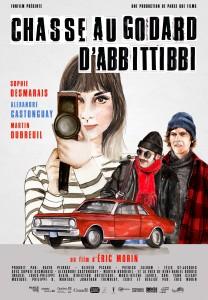 Chasse au Godard d'Abbittibbi - affiche