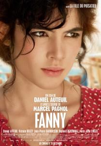 Gros plan du visage de Fanny