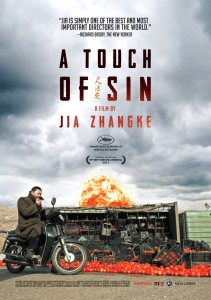 A Touch of Sin - Affiche