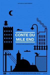 Conte du Mile End - affiche