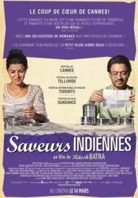 Saveurs Indiennes - Affiche