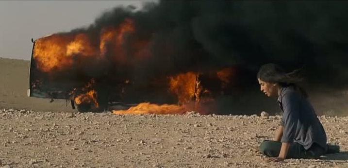 Scène du film Incendies