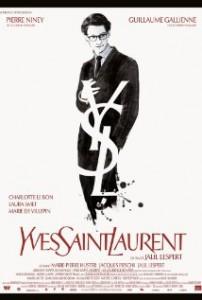 Affiche du film Yves Saint-Laurent
