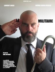 Le Militaire - affiche