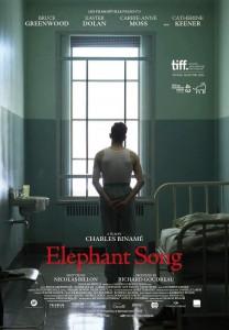 Affiche du Elephant song de Binamé