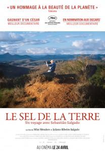 Affiche du documentaire Le Seil de la terre