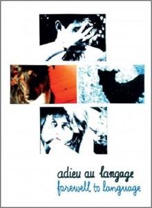 Affiche de Adieu au langage de Godard