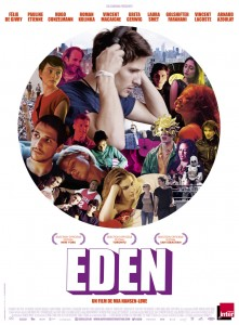Affiche de Eden - Hansen Love