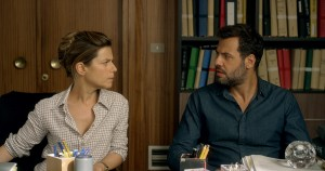 Florence et Vincent dans Papa ou maman