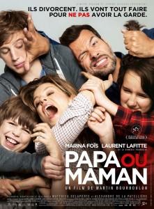 Affiche de Papa ou maman