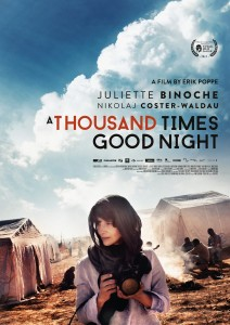 Affiche de A thousand times good night