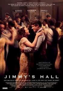 Affiche de Jimmy's Hall