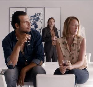 Léon, Bruno et Chloé dans Tristesse Club