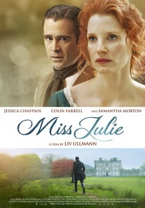 Affiche de Miss Julie