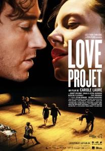 Affiche de Love Projet
