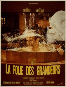 La Folie des grandeurs - Affiche du film