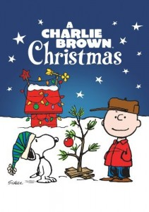 Affiche du court métrage d'animation A Charlie Brown Christmas