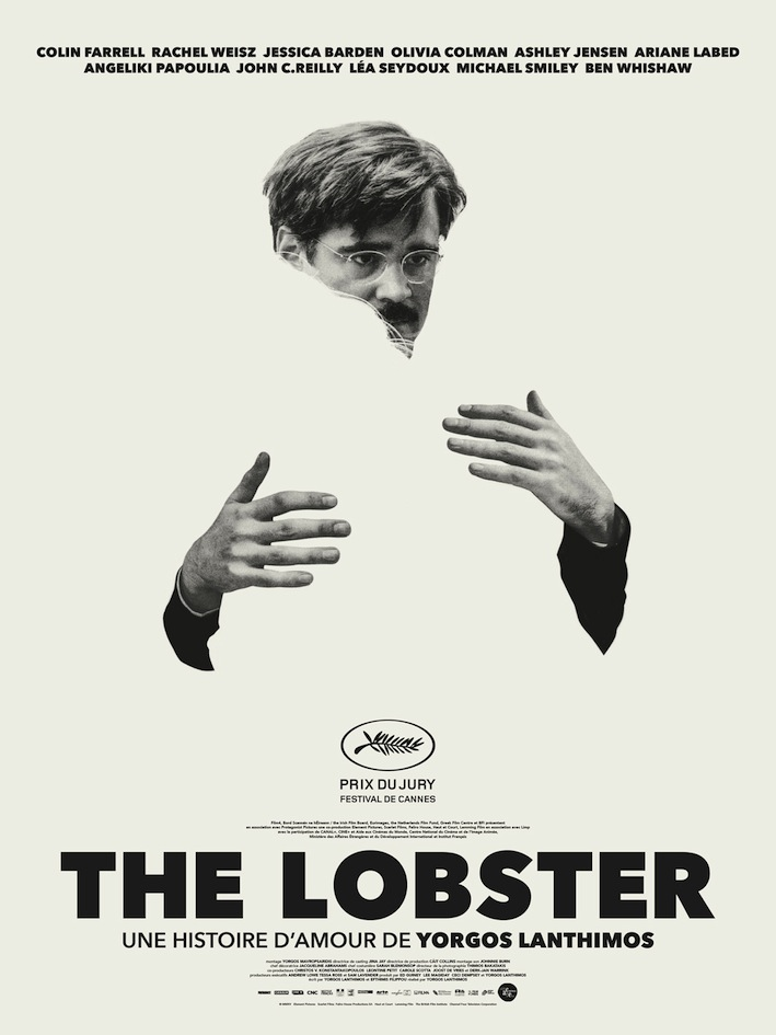 Affiche The Lobster