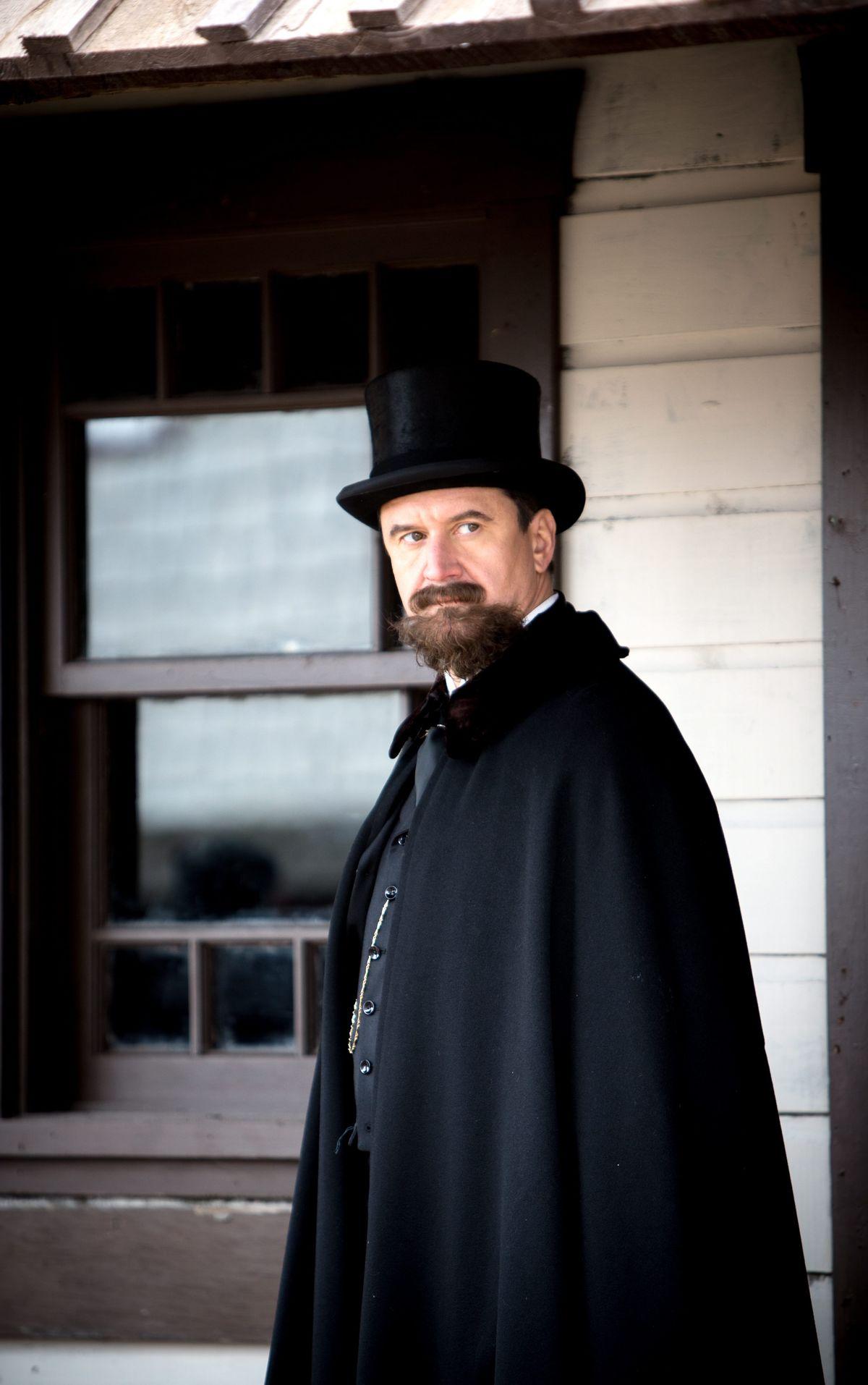 Jack Murphy (François Papineau) dans la Chasse-Galerie : la légende