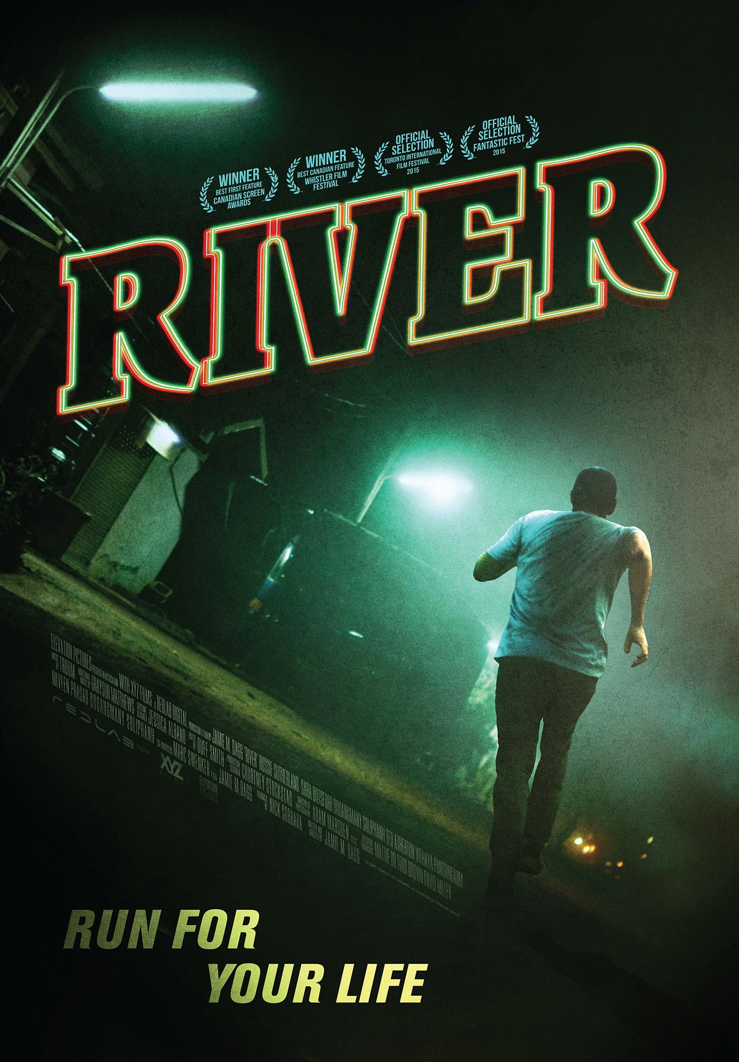 Affiche de River