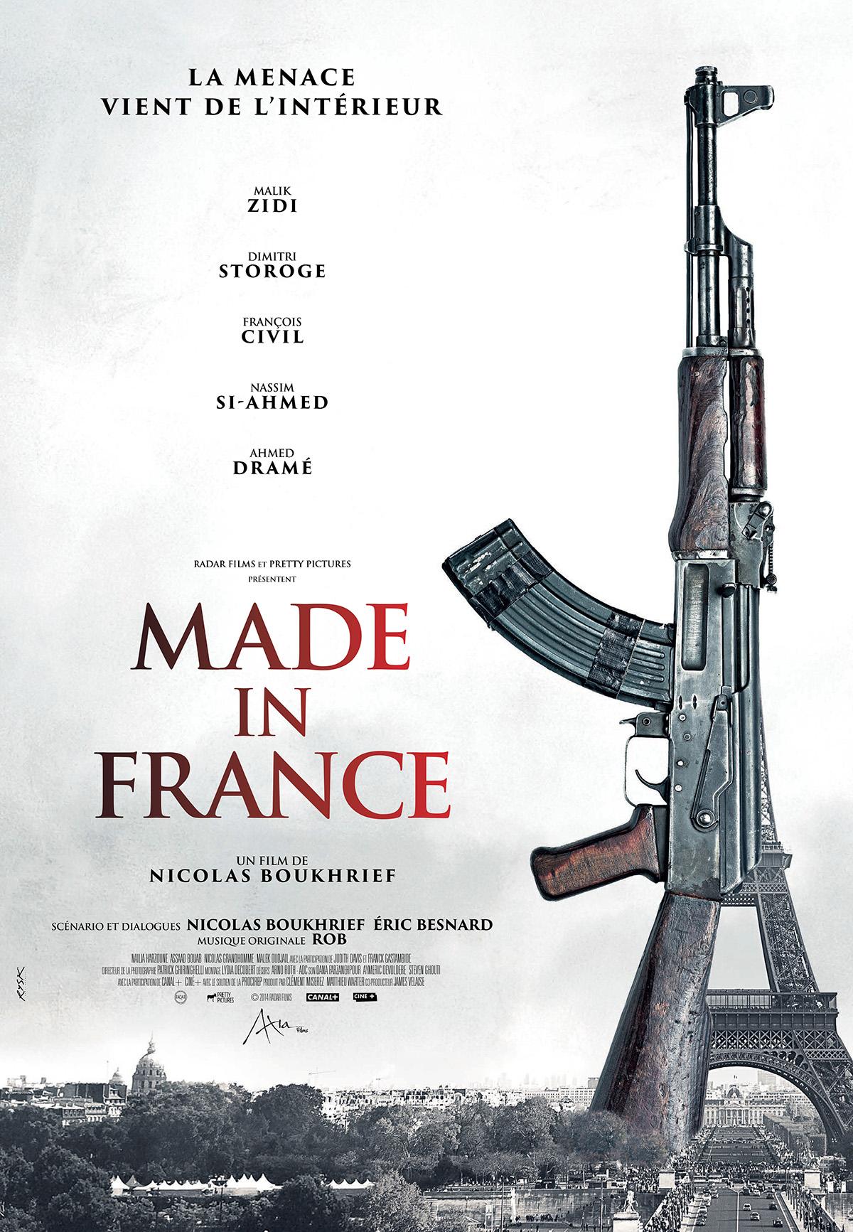 Affiche de Made in France