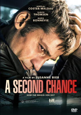 Pochette du DVD de A Second Chance