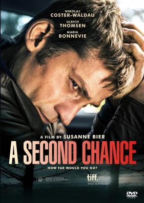 Pochette du DVD de A Second Chance