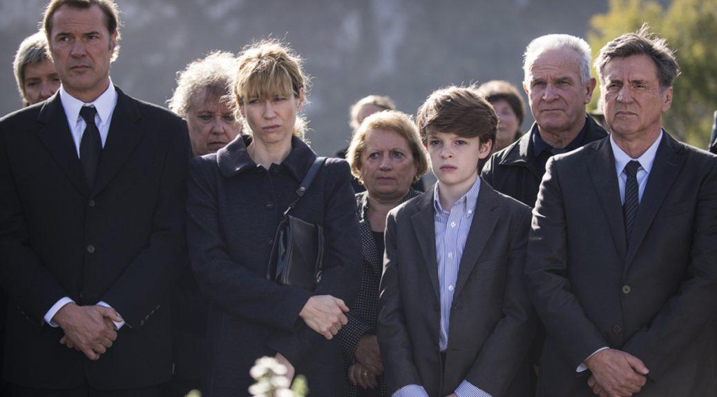 Aux funérailles de Kalinka, dans Au nom de ma fille.