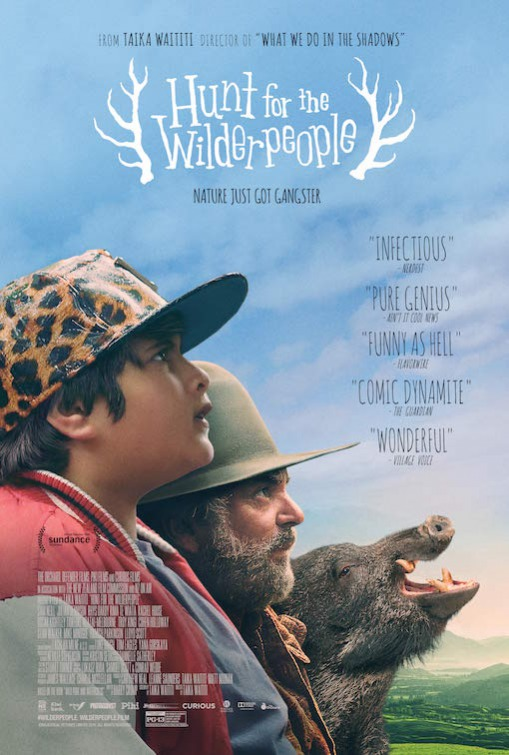Affiche de Hunt for the WilderPeople
