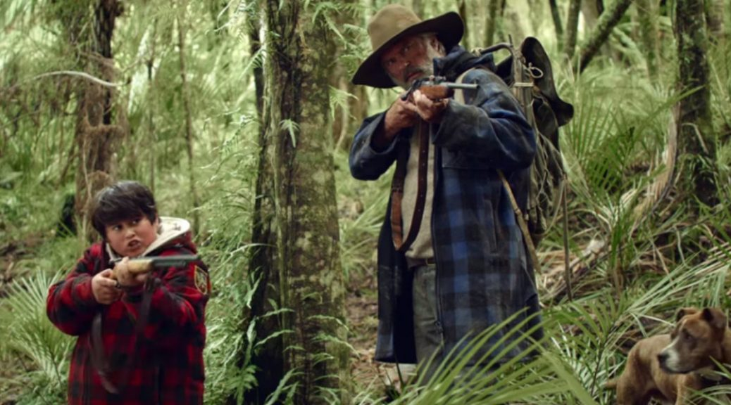 Ricky et Hec, dans Hunt for the WilderPeople
