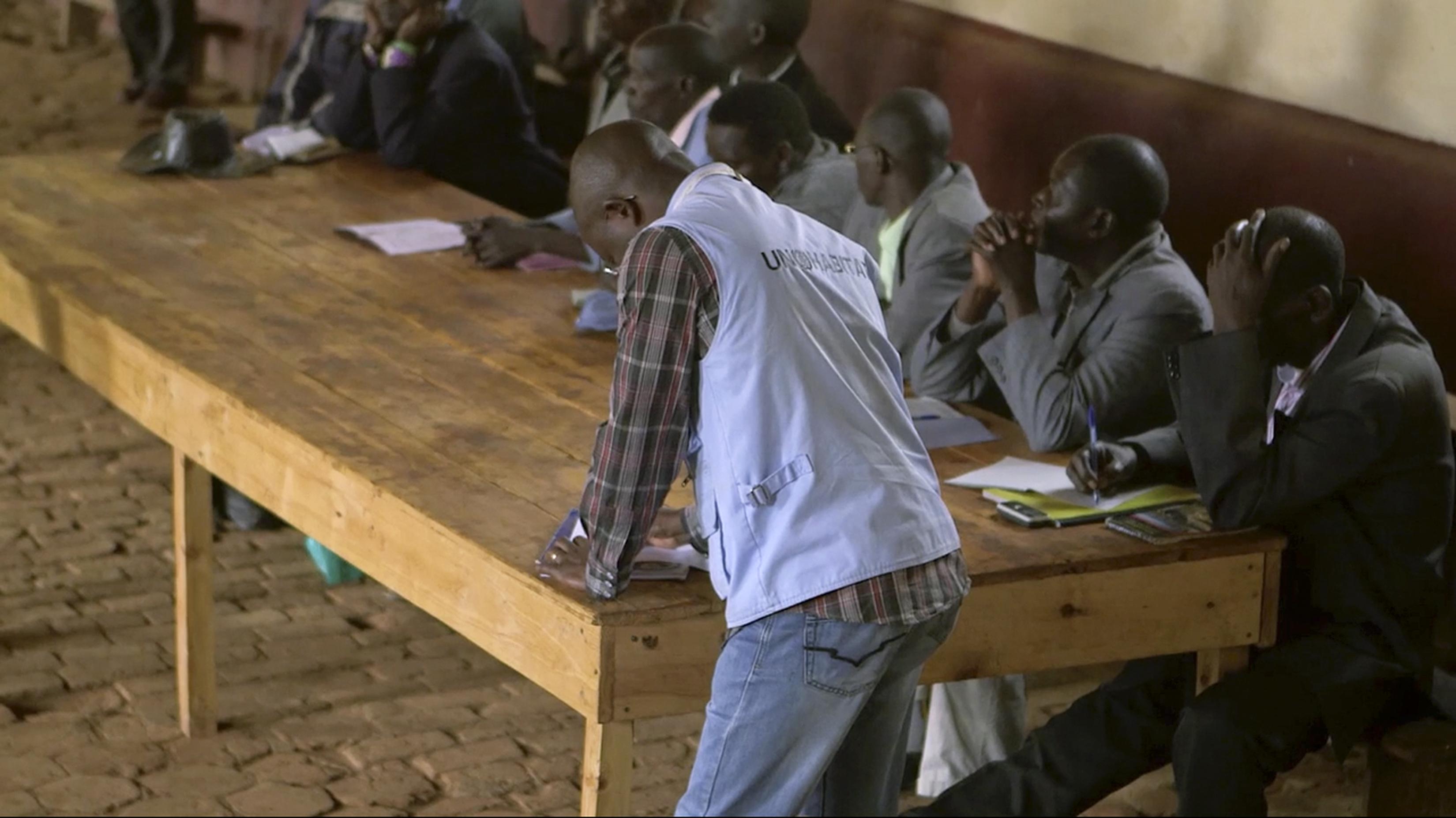 Médiation au Congo dans À la poursuite de la paix