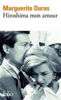 Couverture du livre Hiroshima mon amour de Marguerite Duras