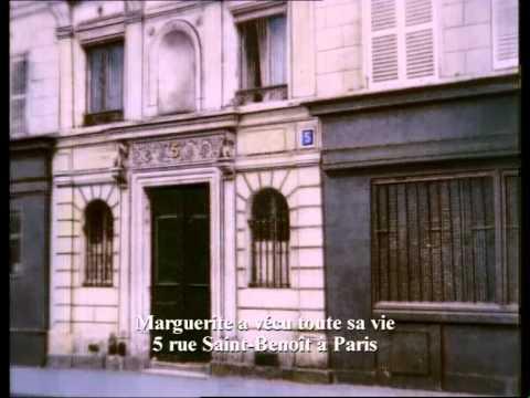 La maison de Marguerite Duras, à Paris