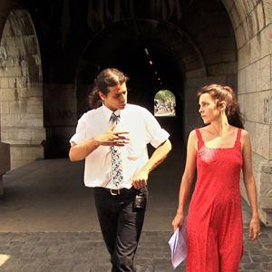 André Stern et Clara Bellar dans Être et devenir