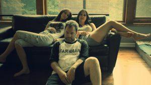 Bill et ses deux filles
