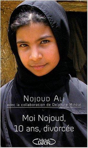 Couverture du livre Moi Nojoud, 10 ans, divorcée