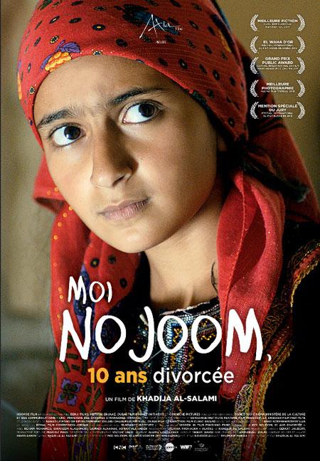 Affiche de Moi Nojoom, 10 ans, divorcée