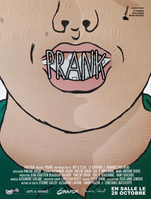 Affiche de Prank