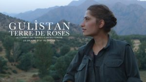 Bannière web de Gulîstan, terre de roses